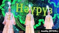 Рәсми Нәүрүз тамашасы Уфада 21 март узды