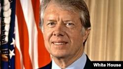39-й президент США Джиммі Картер