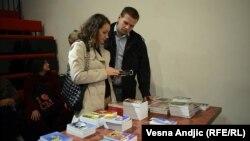 "Međunarodni sajam knjiga ""Biblioteke XX vek"", 25. oktobar 2012."