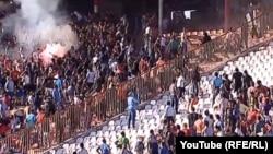 """Neredi na tribinama stadiona """"Rajko Mitić"""""""