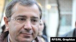 Беслан Бутба, экс премьер-министр Абхазии