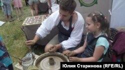 """Мастер-класс гончарной мастерской """"Свой круг"""""""
