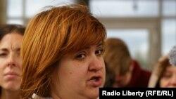 Russia - A lawyer Violetta Volkova