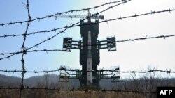 Одно из закрытых учреждений в Северной Корее. Иллюстративное фото.