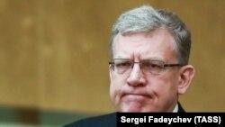 Глава Счётной палаты Алексей Кудрин