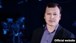 24.kz телеарнасының директоры Арман Сейітмамыт. (Сурет 24.kz сайтынан алынды).
