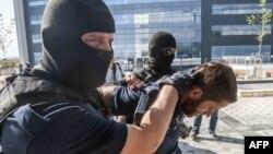 Kosovska policija (ilustrativna fotografija)
