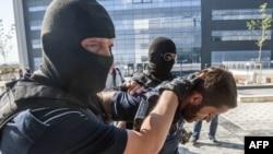 Hapšenje osumnjičenih za terorizam na Kosovu