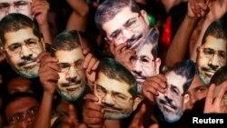 Подржувачи на Морси.