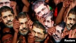 протест на подржувачите на Морси во Каиро