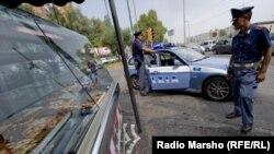 Italijanska policija, ilustrativna fotografija