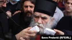 Митрополитот црногорско-приморски на Српската православна црква Амфилохије