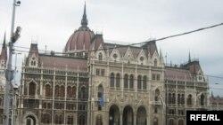 Clădirea Parlamentului la Budapesta