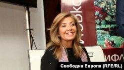 Петя Славова, председател на Надзорния съвет на Инвестбанк. Снимката е архивна.