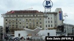 Загреб пред пристигнувањето на папата