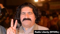 Ali Wazir is a leader of the Pashtun Tahafuz Movement, which has attracted tens of thousands of supporters in its bid to achieve civil rights for Pakistan's estimated 35 million ethnic Pashtuns.