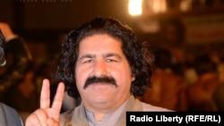 علی وزیر یکتن از بنیانگذاران جنبش تحفظ پشتونها