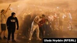 Протести во Минск по претседателските избори