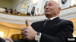 Архівне фото: Юрій Лужков, 27 березня 2013 року