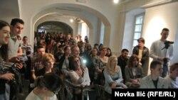 Užička publika na izložbi