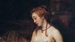 Рембрандттын кереметтүү боёгу
