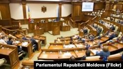 Parlamentul de la Chişinău