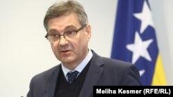 Denis Zvizdić, predsjedavajući Zastupničkog doma Parlamenta BiH