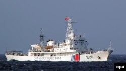 Չինական սահմանապահ նավը Հարավչինական ծովում, արխիվ