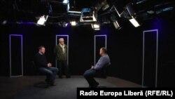 Igor Munteanu, Vasile Botnaru, Anatol Golea