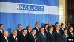 "Participants at a Nabucco summit in Budapest in late January made it a ""priority"" project."