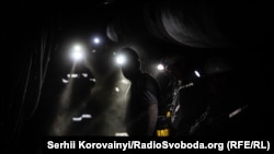 620 метрів під землею: як знімають унікальний проект про шахту