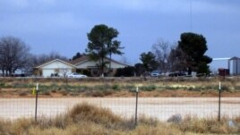 The Shatto home in Gardendale, Texas