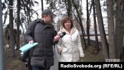 Член Вищої кваліфікаціної комісії, яка і бере участь в оцінюванні суддів, Тетяна Шилова
