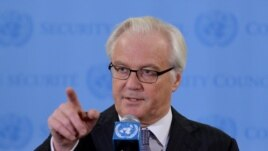 "Russia's UN Ambassador Vitaly Churkin said the war crimes tribunal for the former Yugoslavia demonstrated ""neither fairness nor effectiveness."""