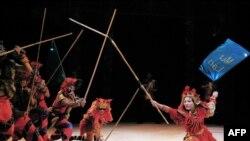 Москва цирки 1880-жылдын 20-октябрында ачылган.