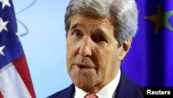 Государственный секретарь Джон Керри.