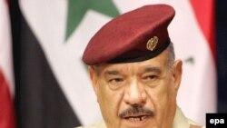 Iraqi Lieutenant General Abud Qanbar