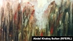 أحد أعمال سليمان علي