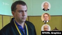 Суддю Окружного адмінсуду Києва Павла Вовка підозрюють у втручанні в роботу судових органів, він це заперечує