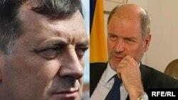 Milorad Dodik i Mustafa Mujezinović
