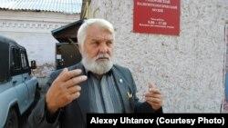 Уволенный директор музея Владимир Ефимов