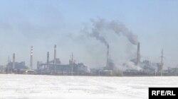 Авдіївський коксохімічний завод. 31 січня 2017 року