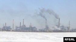 Коксохімічний завод в Авдіївці, 31 січня 2017 року