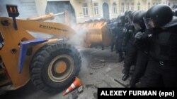 Киевдеги митингден көрүнүш, 1.12.2013