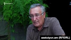 Декан исторического факультета ЕГУ Эдик Минасян