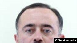 """Paxtakor"" futbol klubi vitse-prezidenti Samvel Babayan."