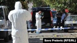 После взрыва (Черногория, архивное фото)