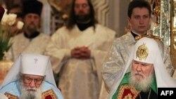 Объединение двух православных церквей - событие даже не завтрашнего дня, говорят эксперты