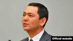 Қырғызстанның премьер-министрі Өмірбек Бабанов.