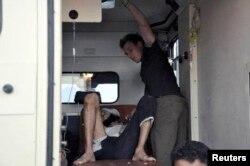 Питер Кассиг работал в скорой помощи и помогал беженцам как в Турции, так и в соседней Сирии